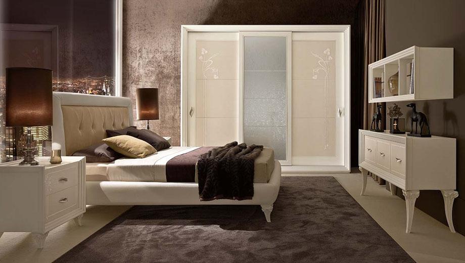 Camere contemporanee ferretti ferretti - Marche mobili camere da letto ...