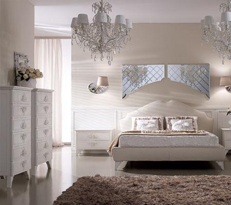 Immagini di camere da letto da sogno design casa for Camere da letto bianche