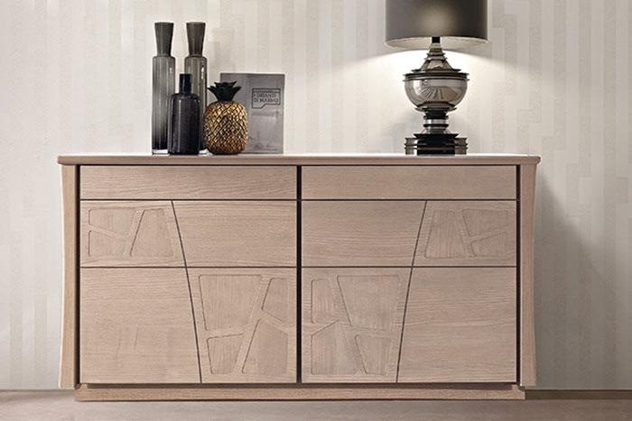 Credenza Contemporanea : Credenza legno in stile contemporaneo la tua casa