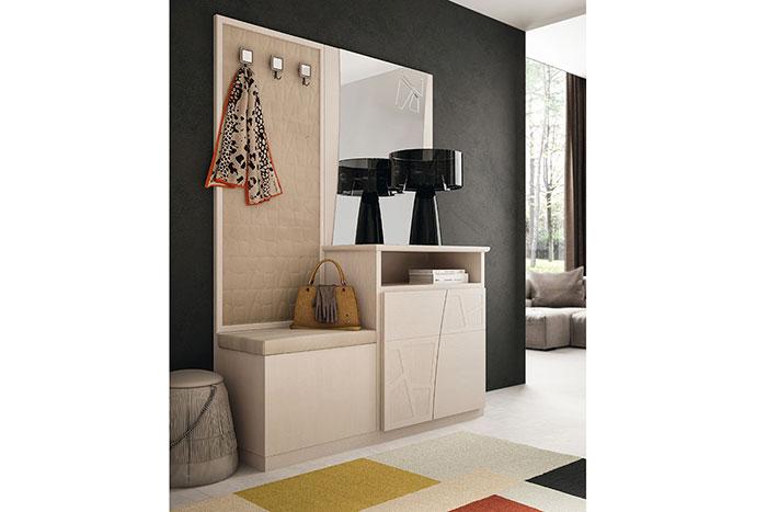 Mobile da ingresso classico moderno mobili per ingresso in legno massiccio e arredamenti su for Mobili classici per ingresso