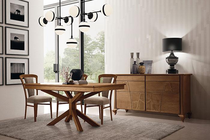 Tavoli e sedie contemporanei - Ferretti & Ferretti