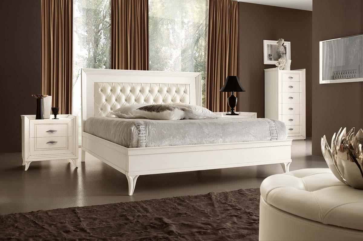Collezione today camere moderne e mobili contemporanei armadi moderni e arredamenti su misura - Camere da letto shabby moderno ...