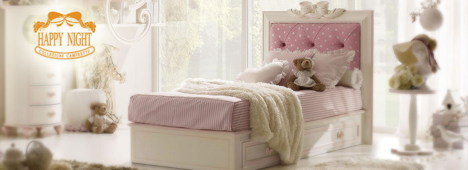Camere classiche e moderne camere per bambini e ragazzi for Camerette per bambini classiche